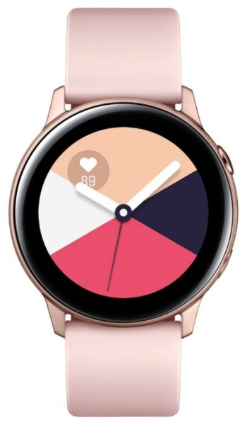 Смарт-часы Samsung SM-R500 GalaxyWatch active Rose Gold