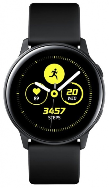 Смарт-часы Samsung SM-R500 GalaxyWatch active Black