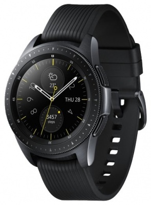 Смарт-часы Samsung SM-R810 GalaxyWatch (42 mm) Black