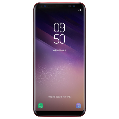 Смартфон Samsung G950F Galaxy S8 (64 GB) Red