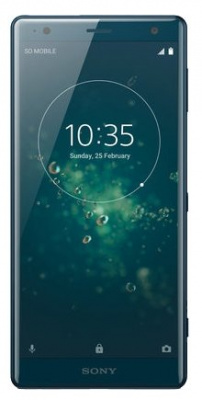 Смартфон Sony Xperia XZ2 DS Liquid Green
